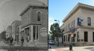 Here Are 8 'Then And Now' Photos Of Iowa That Show Just How Much Things Have Changed