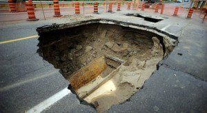 These 6 Sinkholes In North Carolina Will Make You Terrified Of Earth