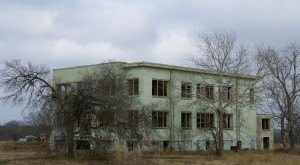 Not Much Is Known About The Abandoned San Antonio Facility Decaying In Texas