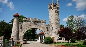Most People Don't Know These 8 Castles Are Hiding In Indiana