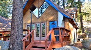 These 8 Awesome Cabins In Nevada Will Give You An Unforgettable Stay