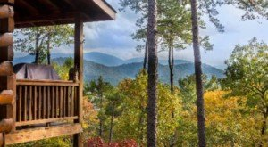 These 9 Awesome Cabins In Georgia Provide The Ultimate Outdoor Getaway
