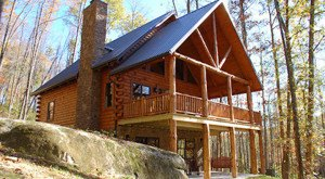 These 10 Awesome Cabins In Ohio Will Give You An Unforgettable Stay