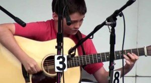 This 11-Year-Old Guitar Player From North Carolina Will Blow You Away