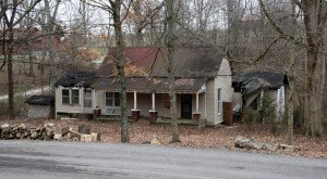 10 Creepy Houses In Tennessee That Could Be Haunted