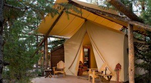 This Amazing, Luxury 'Glampground' In Michigan Will Blow Your Mind