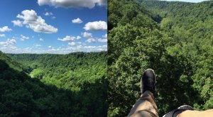 8 Terrifying Views In Ohio That Will Make Your Palms Sweat