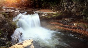 These 14 Hidden Waterfalls In Vermont Will Take Your Breath Away