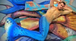 Ever Wanted To Be A Mermaid? This Real Life Merman Can Make Your Dream Come True