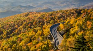 Take These 11 Roads In North Carolina For An Unforgettable Scenic Experience