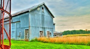 You Will Fall In Love With These 14 Beautiful Old Barns In New Jersey