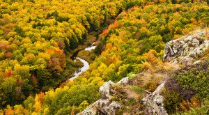 The Fall Foliage At These 10 State Parks In Michigan Is Stunningly Beautiful