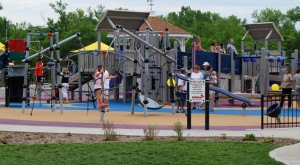 10 Amazing Playgrounds In Kansas That Will Make You Feel Like A Kid Again