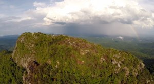 This Footage of Table Rock In North Carolina Will Drop Your Jaw