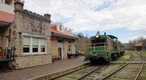 Board These 10 Beautiful Trains In Arkansas For An Unforgettable Experience