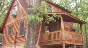 These 20 Awesome Arkansas Cabins Give You An Unforgettable Stay
