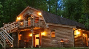 These Awesome Cabins In Illinois Will Give You An Unforgettable Stay