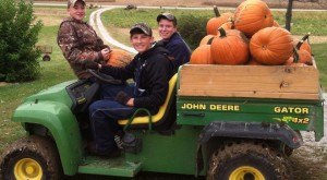 Don't Miss These 10 Great Pumpkin Patches In Illinois This Fall