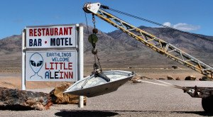 Here Are The 10 Weirdest Places You Can Possibly Go In Nevada