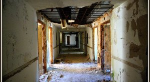 Take One Last Look Inside The Haunted, Abandoned Old Davis Hospital In Statesville