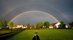 Amazing! These 13 Rainbows Captured In Iowa Will Leave You Speechless