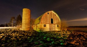 What Was Photographed At Night In Indiana Is Almost Unbelievable
