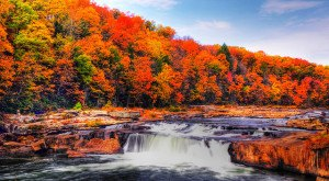 The Fall Foliage At These 10 State Parks In Pennsylvania Is Stunningly Beautiful