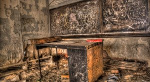 Taking A Closer Look At These Abandoned Indiana Schools Will Creep You Out