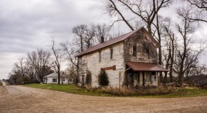 Visit These 9 Creepy Ghost Towns In Iowa At Your Own Risk