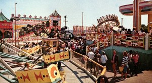 You'll Probably Remember This Magical Amusement Park In New Jersey