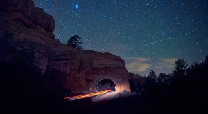 What Was Photographed at Night in Utah is Almost Unbelievable