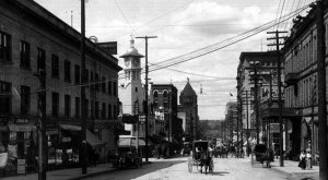 This Is What Washington Looked Like 100 Years Ago…It May Surprise You