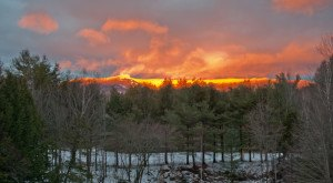 These 17 Vermont Sunsets Prove Our State Is Downright Gorgeous
