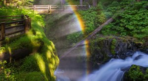 Amazing! These 10 Rainbows Captured In Washington Will Leave You Speechless