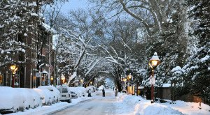 Why You Definitely Should Not Be Dreading Winter In Pennsylvania