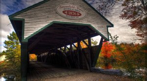 You'll Want to Cross these 10 Amazing Covered Bridges in Maine