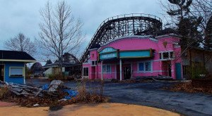 You May Be Shocked To See What's Left Of Geauga Lake In Ohio