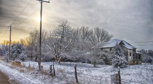 15 Times Snow Transformed Kansas Into The Most Beautiful Scenery