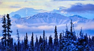 14 Times Snow Transformed Alaska Into The Most Beautiful Scenery