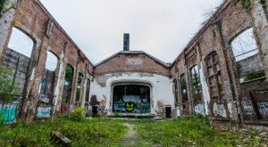 Is This Abandoned Elementary School Haunted Or Just Creepy? You Decide.