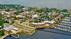 Pay A Visit To The Charming And Historic Town Of New Bern In North Carolina