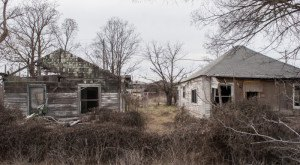 What Happened In This Oklahoma Ghost Town Is Dangerously Terrifying