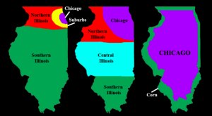 6 Maps Of Illinois That Are Just Too Perfect (And Hilarious)