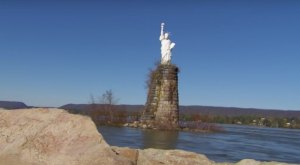 The Truth Behind Pennsylvania's Mysterious Statue of Liberty Was Revealed After 25 Years