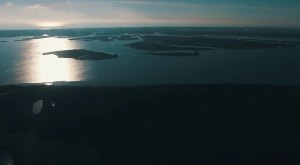 Take An Amazing Aerial Journey Through The Breathtaking Outer Banks