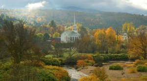 Why Everyone In Vermont Should Visit This One Tiny Town
