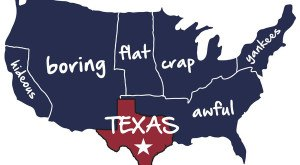 8 Maps Of Texas That Are Just Too Perfect (And Hilarious)