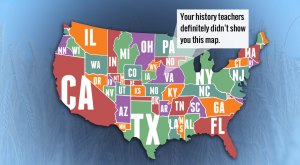 19 Eye-Opening Maps Of America That May Surprise You