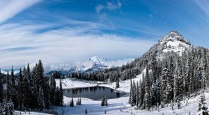 15 Times Snow Transformed Washington Into The Most Beautiful Scenery