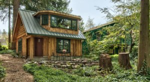 These 8 Awesome Tiny Homes In Washington Will Make You Want One
